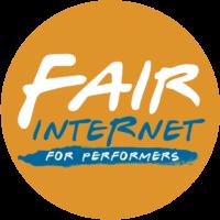 Fair Internet for performers.