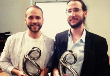 De twee winnaars van de PlayRight+ Prijs aan Arts au carré zijn…