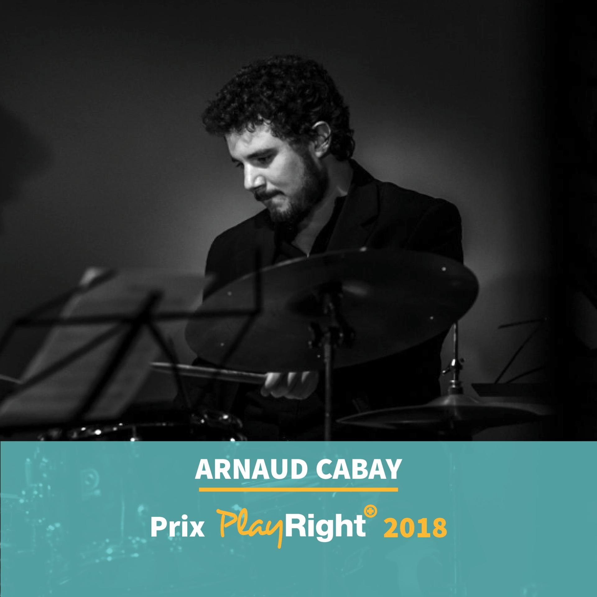 Arnaud Cabay