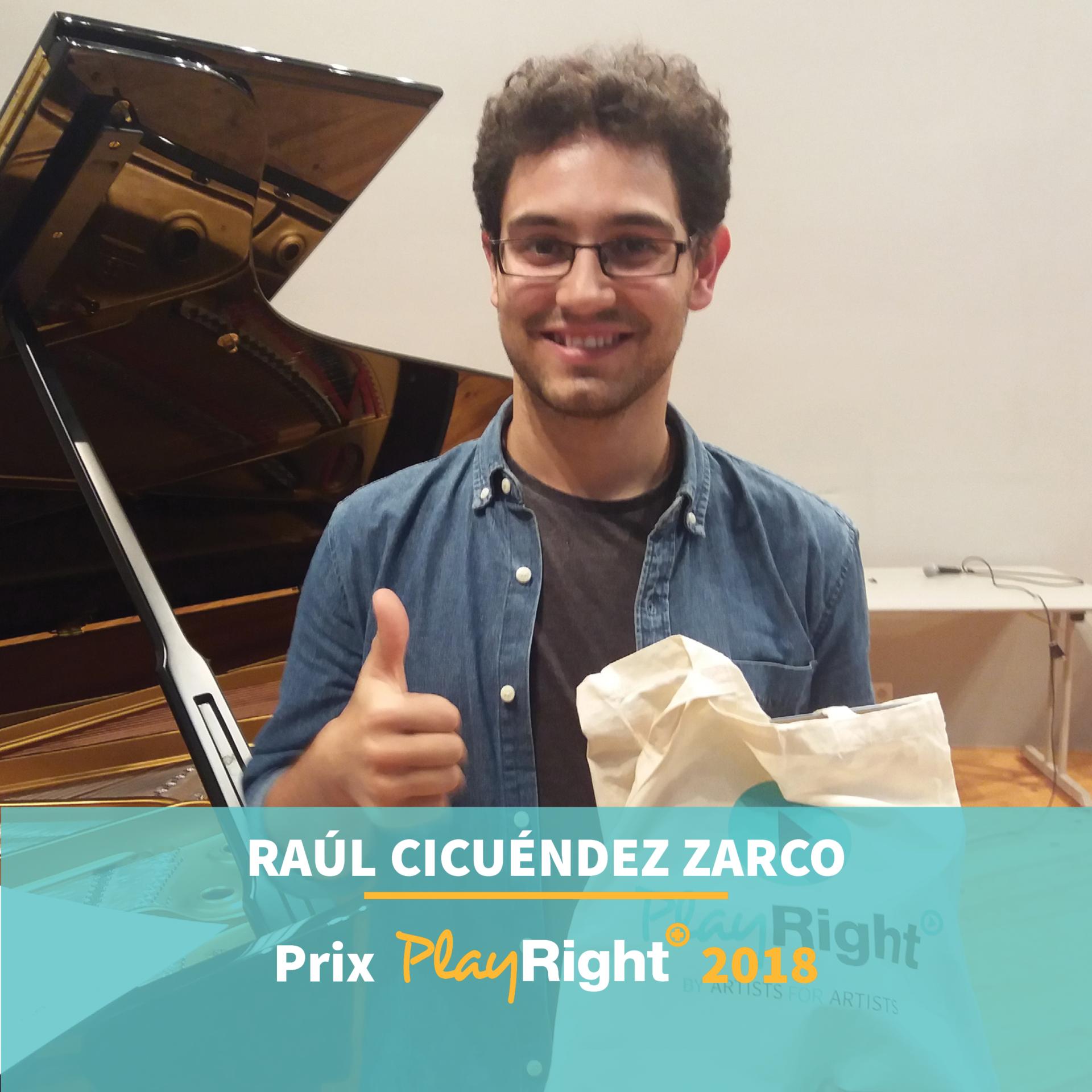 Raúl Cicuéndez Zarco