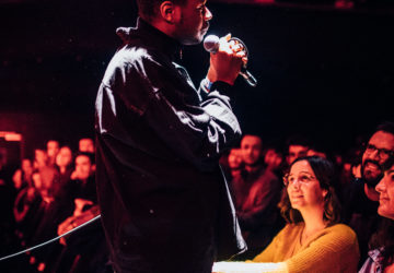 Industry award 'Best Musician' for David Poltrock & David Numwami