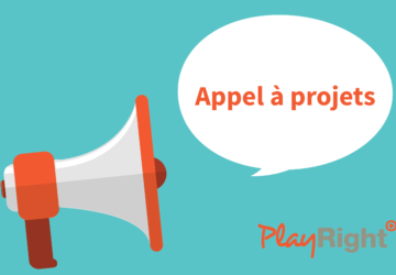 Introduire une demande de soutien à PlayRight+ en 6 étapes