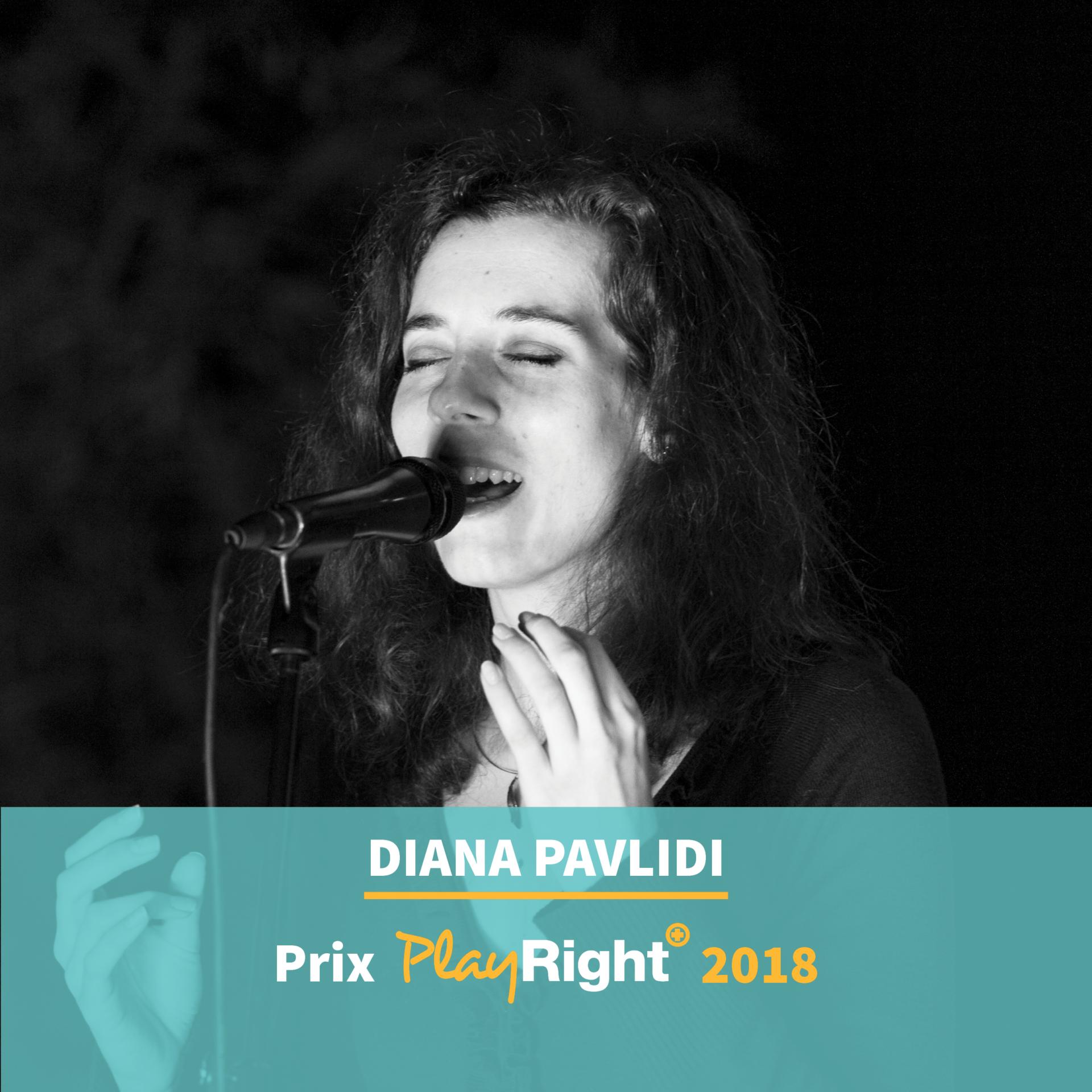 Diana Pavlidi winnaar Playright+ prijs Muziek conservatorium Antwerpen