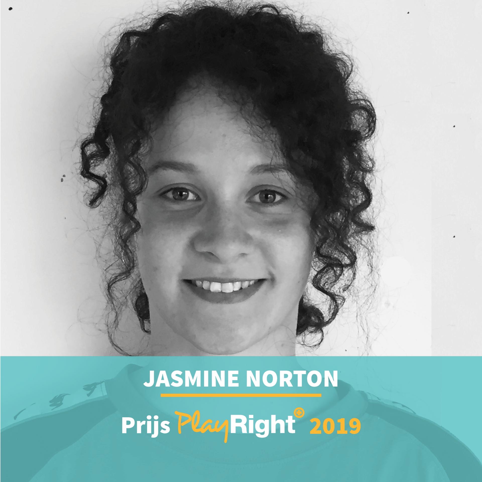 Jasmine Norton winnaar PlayRight+ prijs Dans Conservatorium Antwerpen
