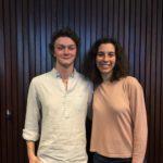 Diana Pavlidi, Tijmen Govaerts & Yasmine Norton winnaars van een PlayRight+ prijs aan het Conservatorium van Antwerpen