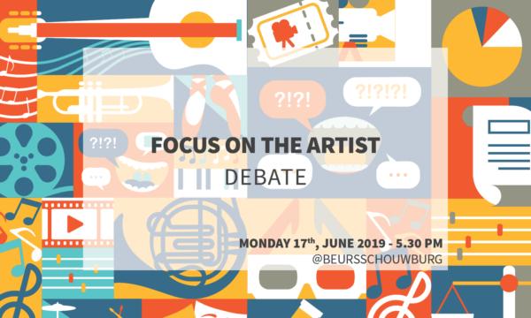 Debate – 17/06/2019 – Focus on the artist