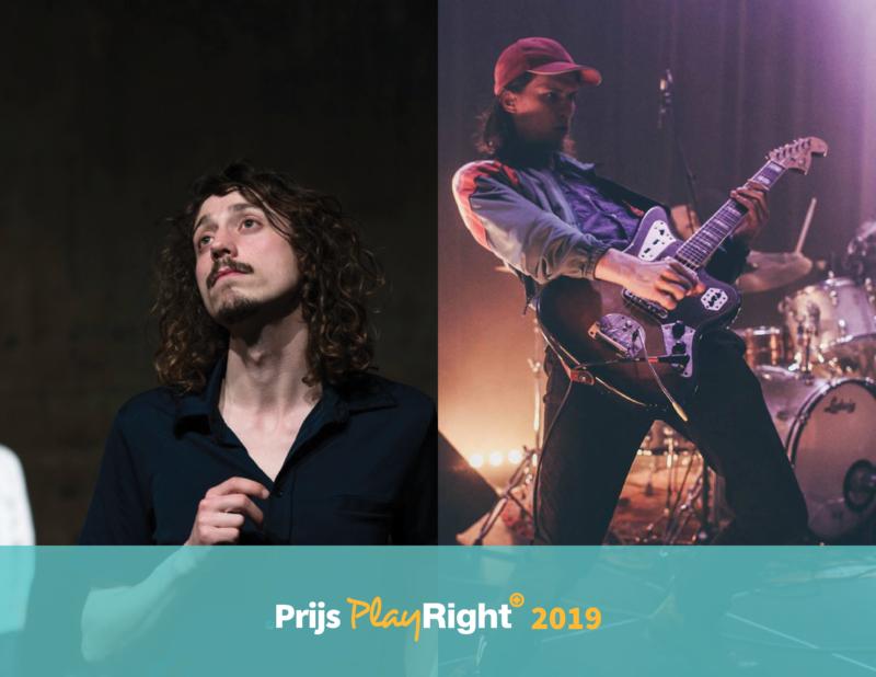Uitreiking PlayRight+ prijzen 2019 aan de School of Arts in Gent
