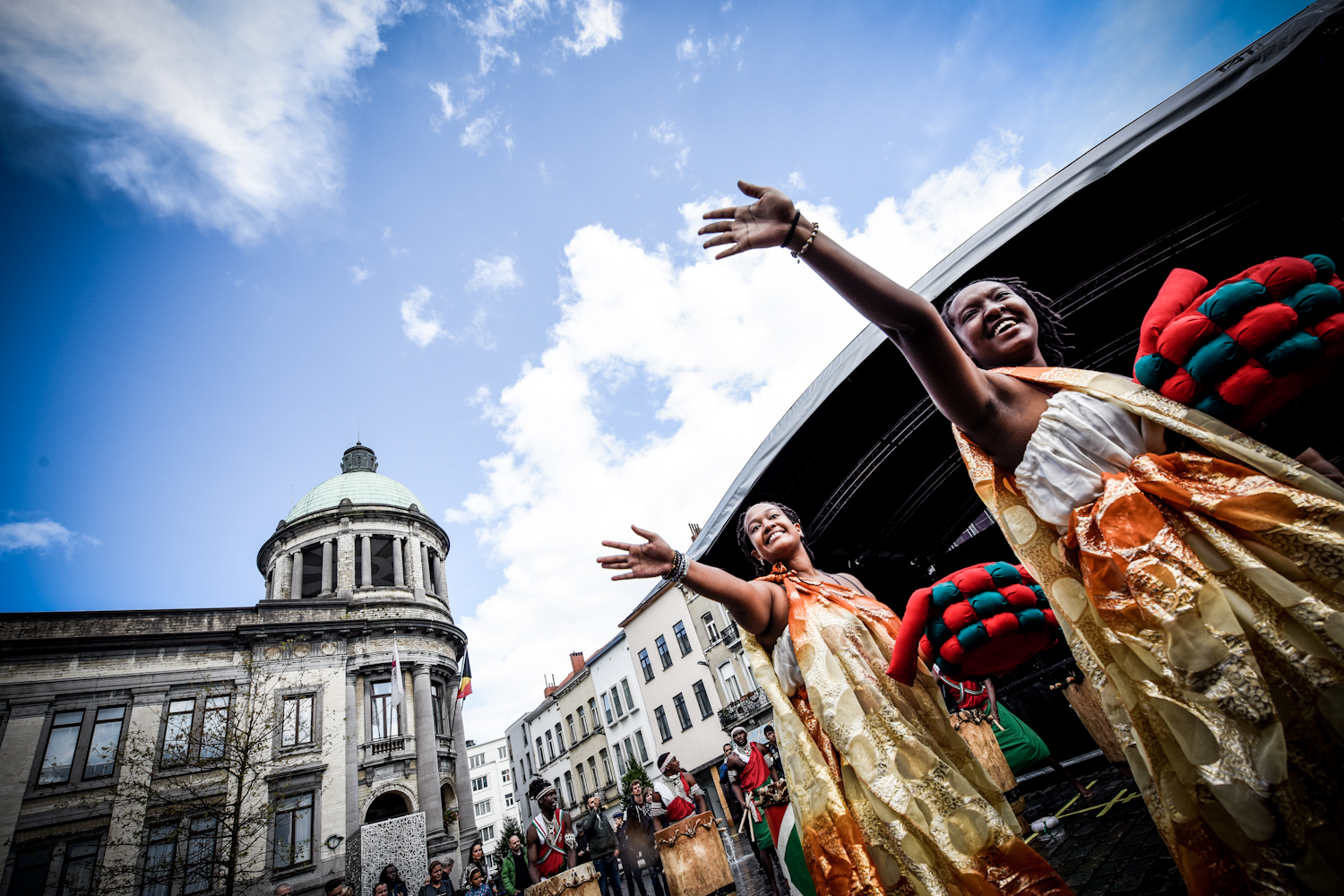 United Music of Brussels 2019