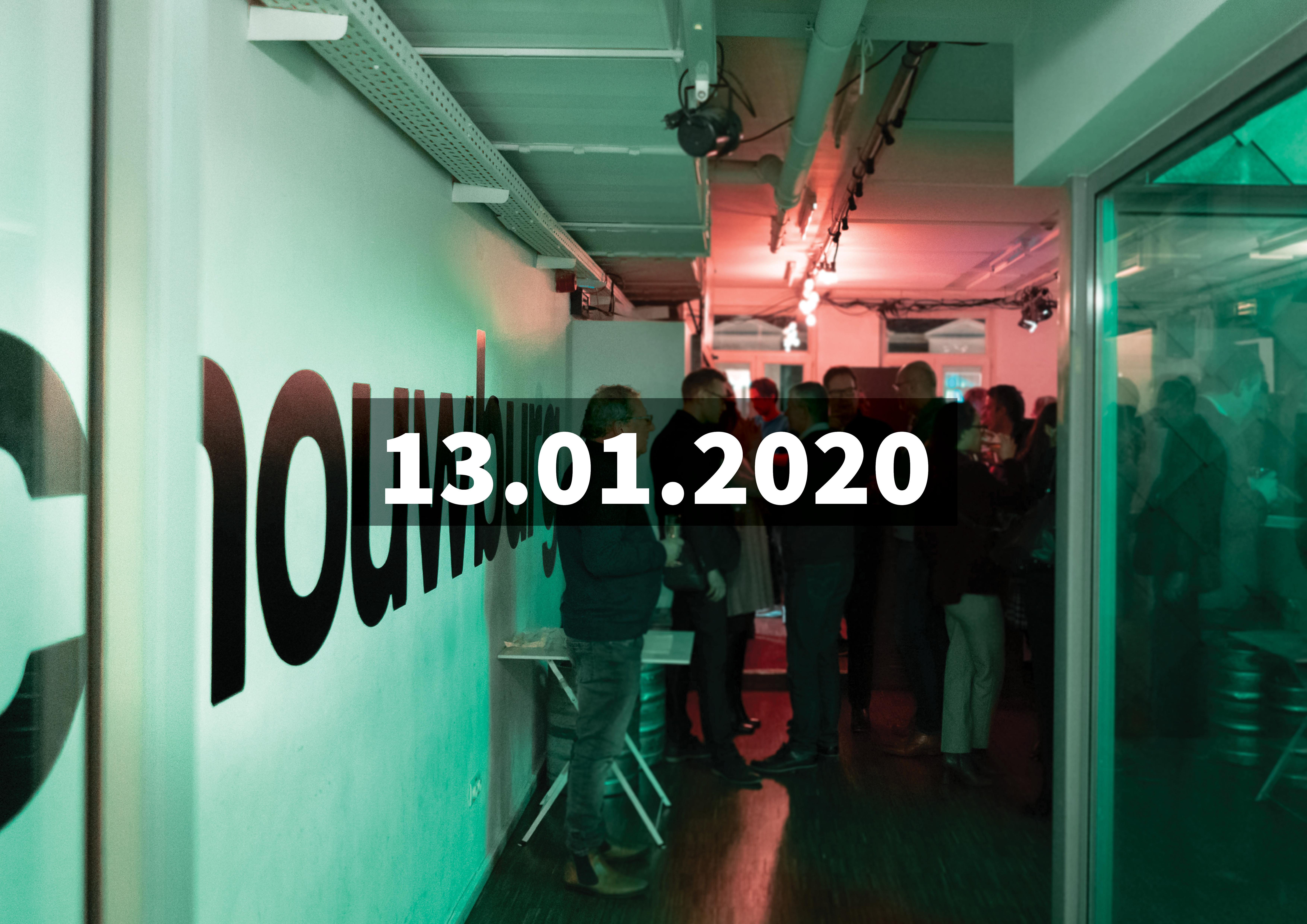 PlayRight Nieuwjaarsdrink 2020 – Maandag 13 januari