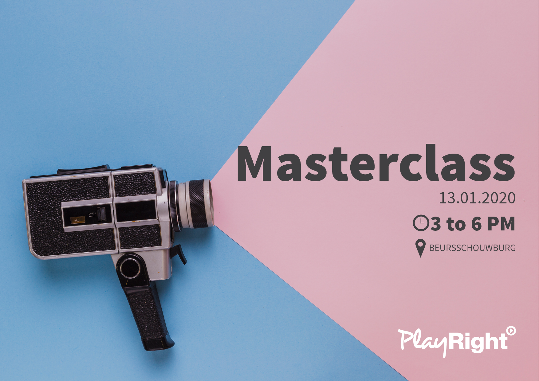 """Masterclass """"music in audiovisual: how does it work?"""""""