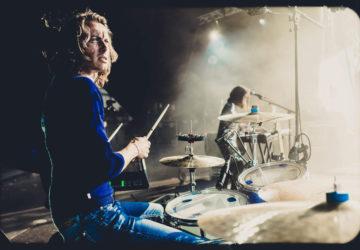 Ontmoeting met Nicky Collaer, professioneel drummer