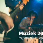 Muziek 2016: vervroegde uitbetaling van jouw rechten