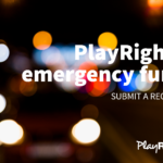 A PlayRight+ emergency fund for performers