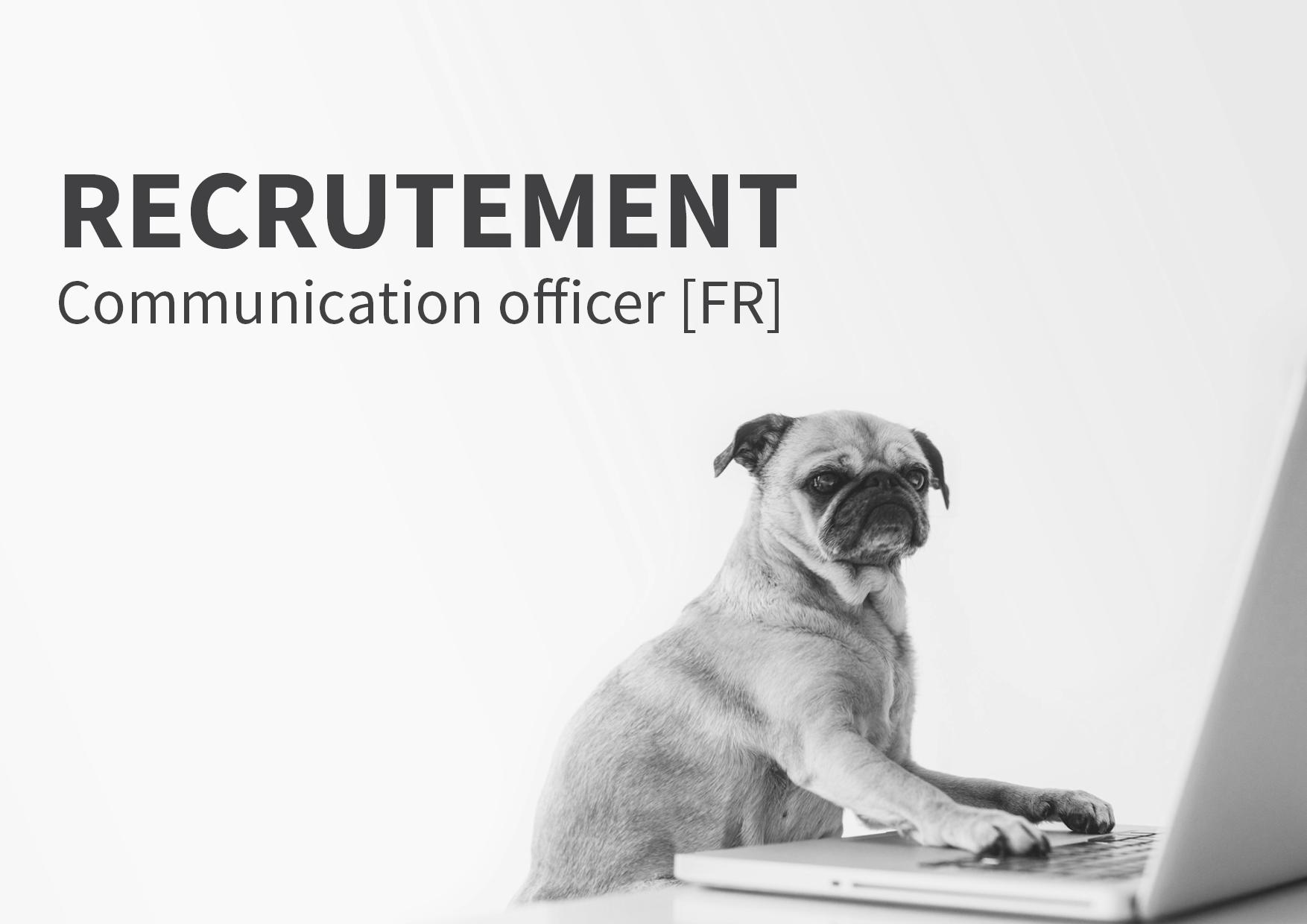 Recrutement: PlayRight recherche un.e communication officer francophone (durée déterminée)