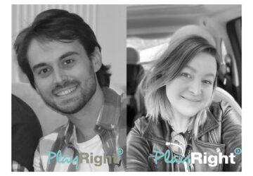 PlayRight accueille deux nouveaux membres dans son équipe !