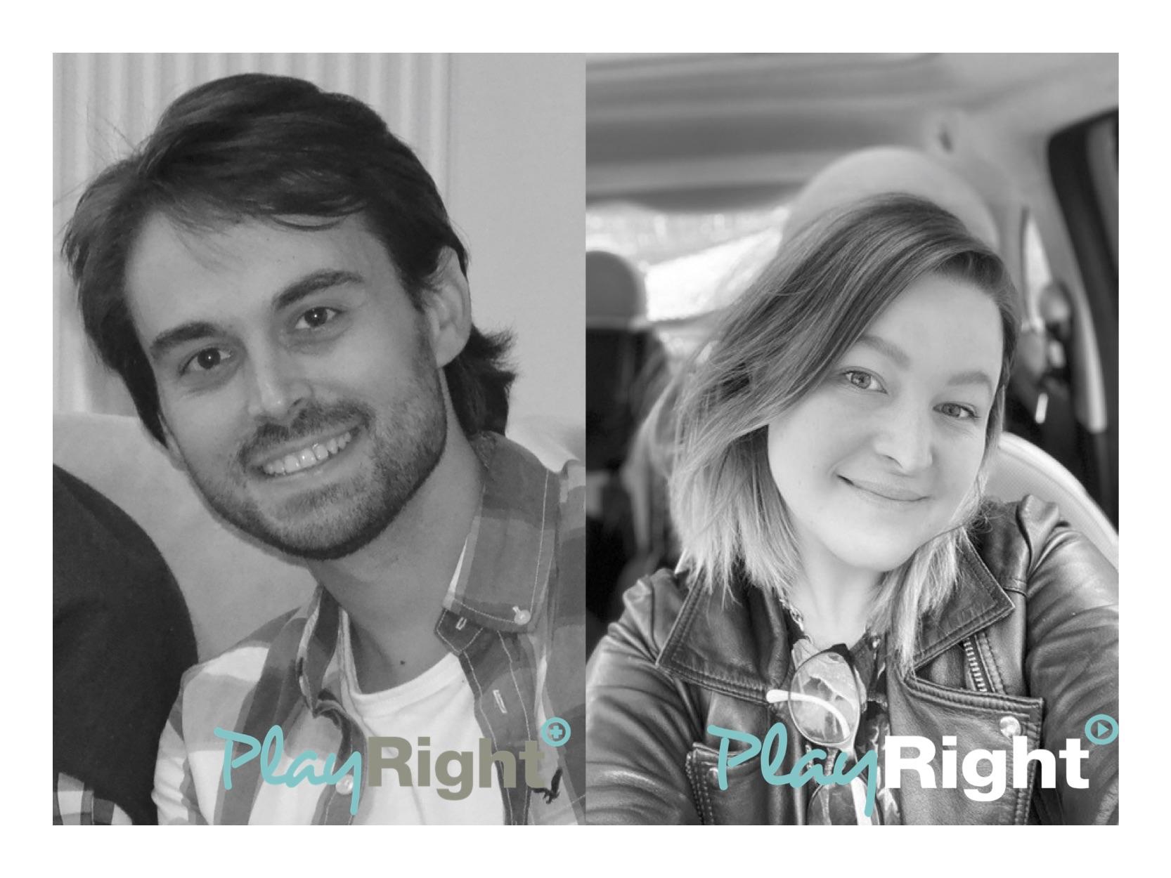 PlayRight verwelkomt twee nieuwe leden bij het team!