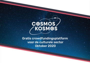 Een gratis cultureel crowdfundingplatform