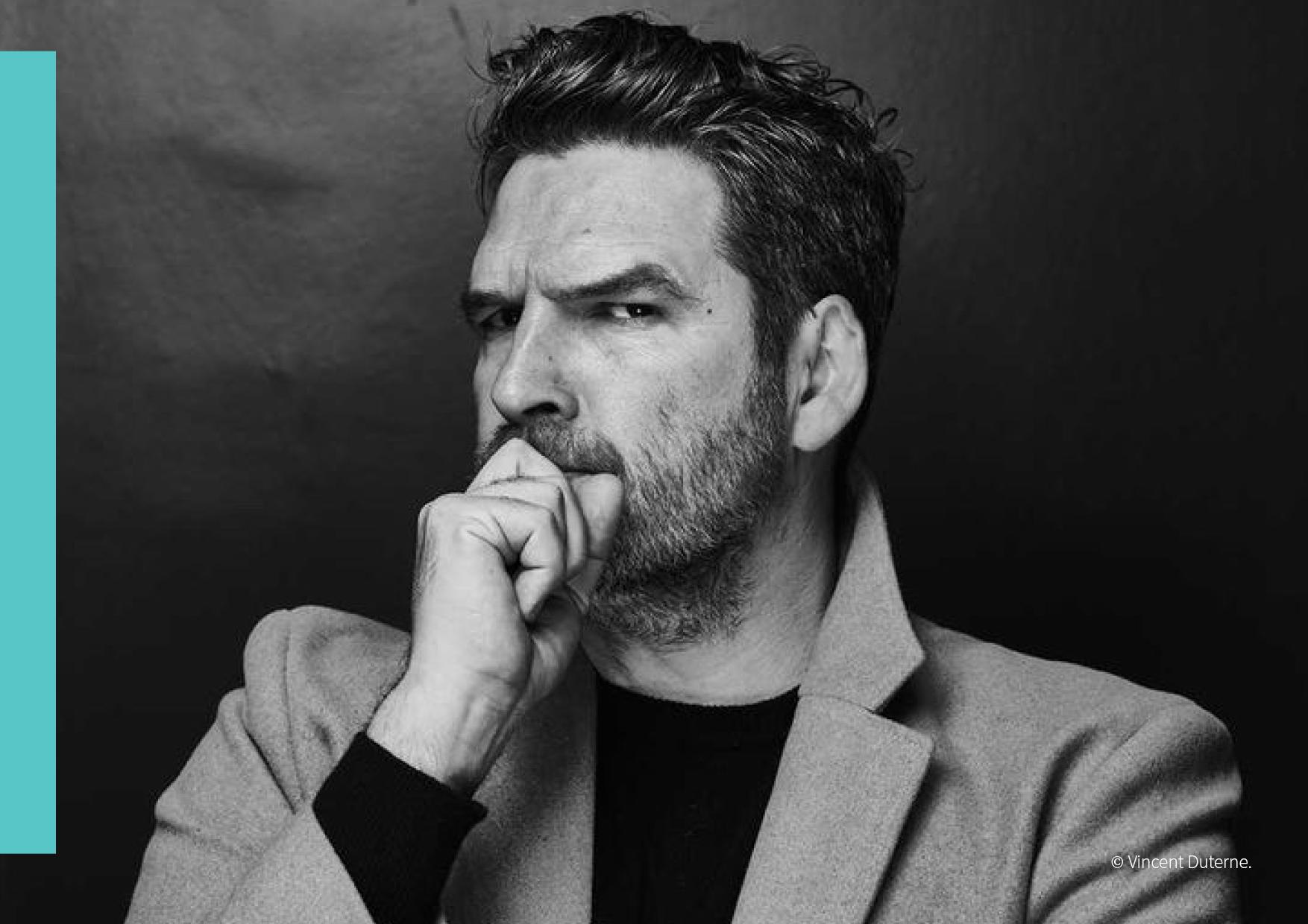 Roel Vanderstukken nous raconte sa vie d'acteur