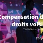Compensation de la perte des droits d'auteur & droits voisins confirmée par le Conseil des Ministres
