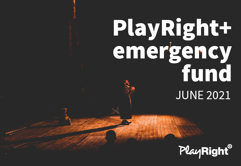 EXTENSION PLAYRIGHT+ EMERGENCY FUND JUNE: APPLY NOW!