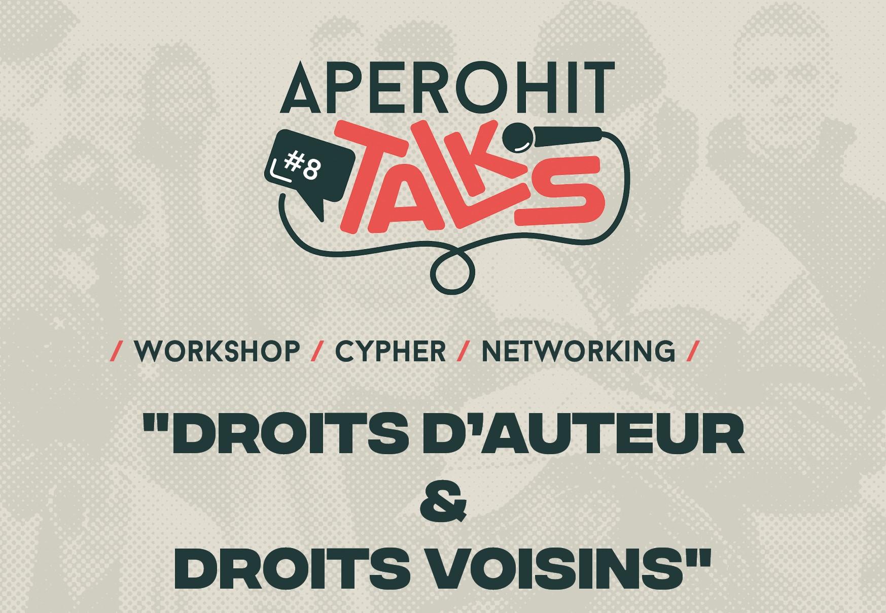 Droits d'auteur / droits voisins – Workshop