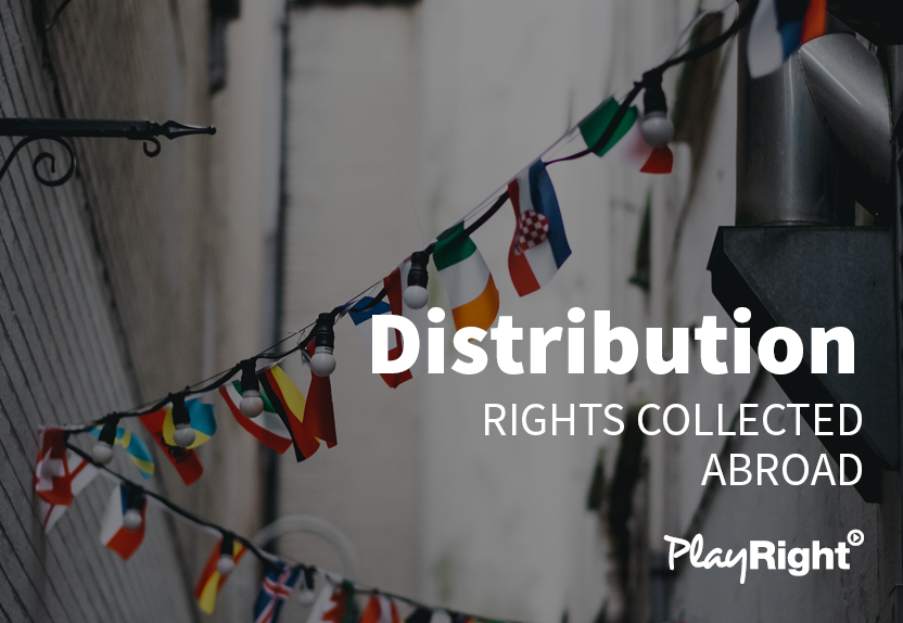 SECOND DISTRIBUTION OF INTERNATIONAL RIGHTS 2021: 446.501€ FOR PLAYRIGHT MEMBERS