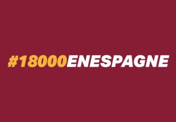 #18.000EnEspagne: Les artistes se mobilisent pour défendre leurs droits voisins en ligne