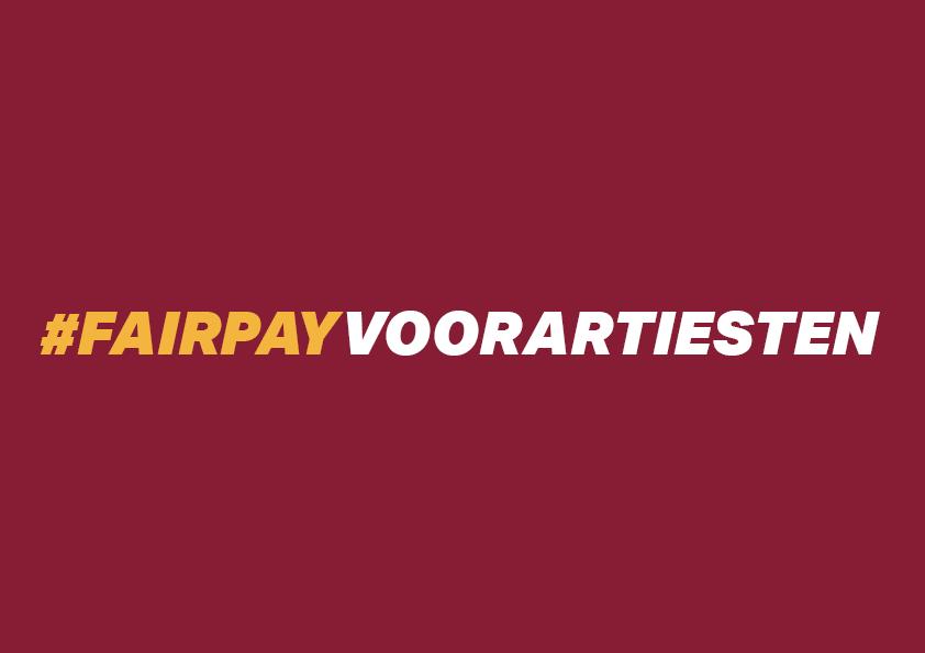 #Fairpayvoorartiesten: Artiesten mobiliseren zich om hun naburige rechten online te verdedigen